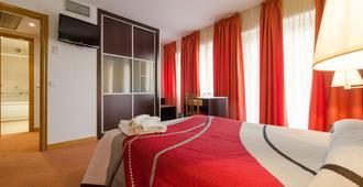 聖地亞哥巢式旅館 - 聖地牙哥康波 - 聖地牙哥德孔波斯特拉 - 臥室