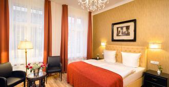 Amc Hotel - Schöneberg - Berlim - Quarto