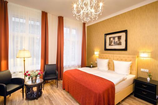 Arco Hotel - Berliini - Makuuhuone