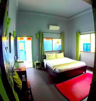 The 84 Hotel - Siem Reap - Phòng ngủ