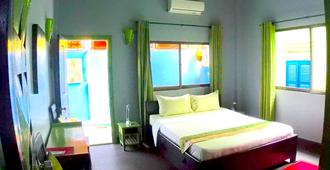 The 84 Hotel - Siĕm Réab - Makuuhuone