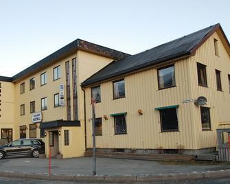 Mosjøen Hotel - Мосьйоен К'ярстад - Building