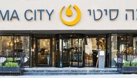 Prima City Hotel - Tel Aviv - Building
