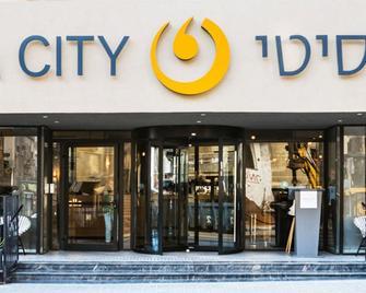Prima City Hotel - Tel Aviv - Edificio