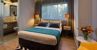 מלון פרימה סיטי - תל אביב - חדר שינה