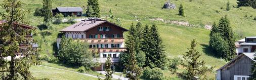 Pension Alwin - Lech am Arlberg - Building
