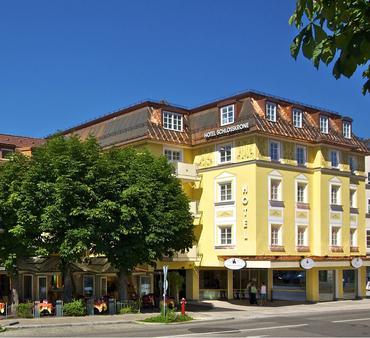 Hotel Schlosskrone - Füssen - Building