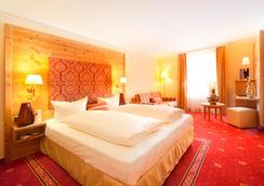 Hotel Schlosskrone - Füssen - Bedroom