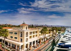 Balboa Bay Resort - Newport Beach - Rakennus