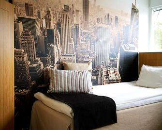 Sigtunahöjden Hotell & Konferens - Sigtuna - Slaapkamer