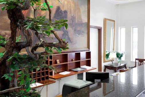 Achillion Palace - Rethymno - Front desk