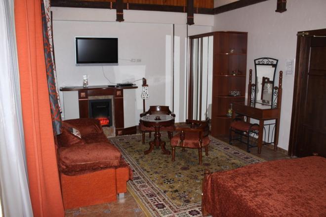 Viva Hotel - Sotši - Makuuhuone