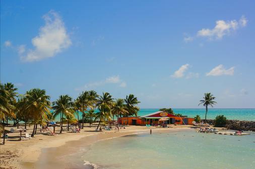 Karibea Beach Hotel - Le Gosier - Beach