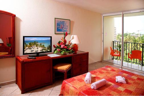 Karibea Beach Hotel - Le Gosier - Bedroom