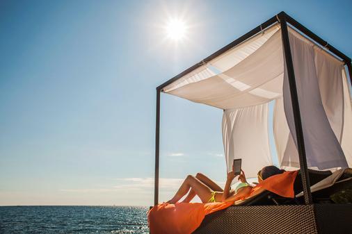 Valamar Riviera Hotel & Residence - Designed For Adults - Poreč - Beach