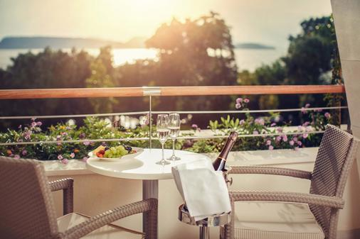 Valamar Collection Dubrovnik President Hotel - Ντουμπρόβνικ - Μπαλκόνι