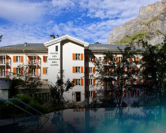 Les Sources Des Alpes - Leukerbad - Κτίριο