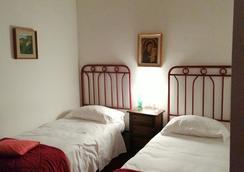Agriturismo Poggio Di Sotto - Galliano - Bedroom