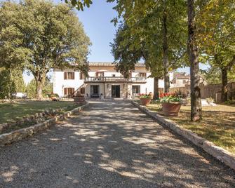 Villa Mucellena - Casole d'Elsa - Gebouw