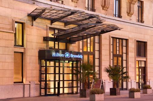 Hilton Brussels City - Bryssel - Rakennus