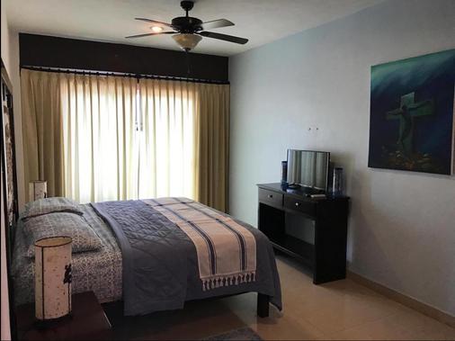 Hotel Kinich - Isla Mujeres - Phòng ngủ