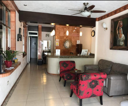 Hotel Kinich - Isla Mujeres - Hành lang