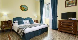Golden Tulip Rome Piram - Rom - Soveværelse
