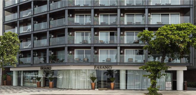 Hotel Fasano Rio De Janeiro - Rio De Janeiro - Bâtiment