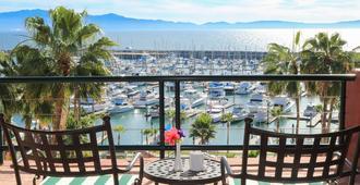 Hotel Coral And Marina - Ensenada - Balcony
