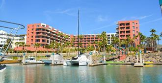 Hotel Coral And Marina - אנסנדה - נוף חיצוני