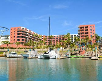 Hotel Coral And Marina - Ensenada - Vista del exterior