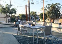 Oceana Boutique Hotel - San Clemente - Innenhof