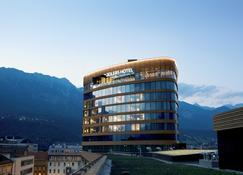 Adlers Hotel Innsbruck - Innsbruck - Building