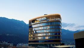 Adlers Hotel - Innsbruck - Toà nhà