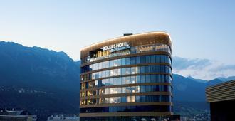 Adlers Hotel Innsbruck - Ίνσμπρουκ - Κτίριο