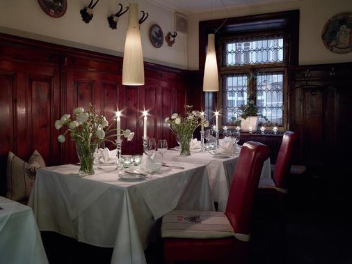 Hotel Schwarzer Adler - Innsbruck - Banquet hall