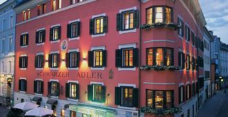 Hotel Schwarzer Adler - Ίνσμπρουκ - Κτίριο