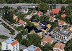 Uppsala Lägenhetshotell - Uppsala - Außenansicht