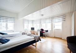 Uppsala Lägenhetshotell - Uppsala - Schlafzimmer