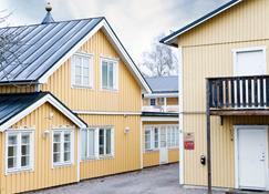 Uppsala Lägenhetshotell - Uppsala - Κτίριο