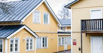 Uppsala Lägenhetshotell - Uppsala - Edificio