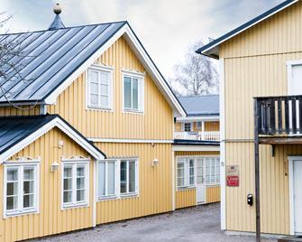 Uppsala Lägenhetshotell - Uppsala - Building