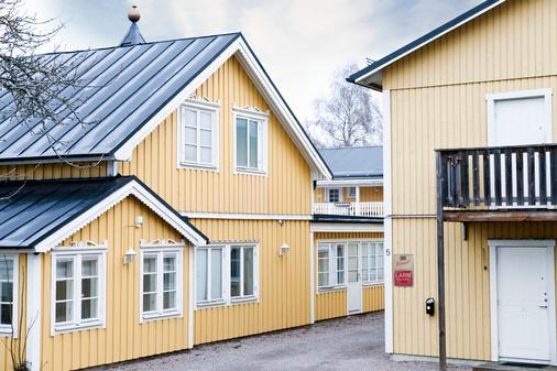 Uppsala Lägenhetshotell - Uppsala - Gebäude