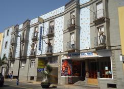 Aparthotel La Fonda - Ingenio - Gebäude