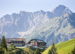 Haller's Genuss & Spa Hotel - Mittelberg - Outdoor view