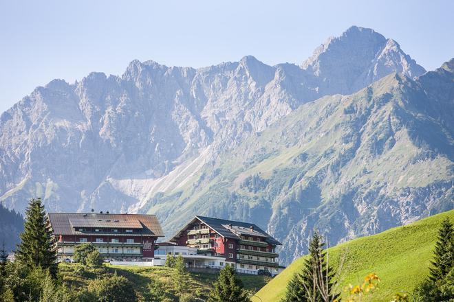 Haller's Genuss & Spa Hotel - Mittelberg - Extérieur