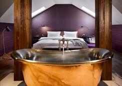 The Emblem Hotel - Прага - Спальня
