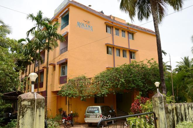 Molyma Resorts - Canacona - Building