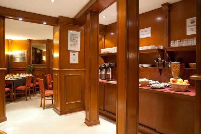 Hotel Panache - Paris - Food