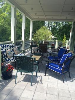 Chesley Road Bed and Breakfast - Newton - Patio